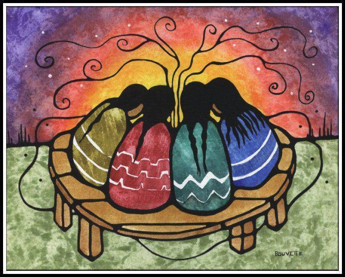 Círculo de mujeres: sabiduría femenina (2/2)